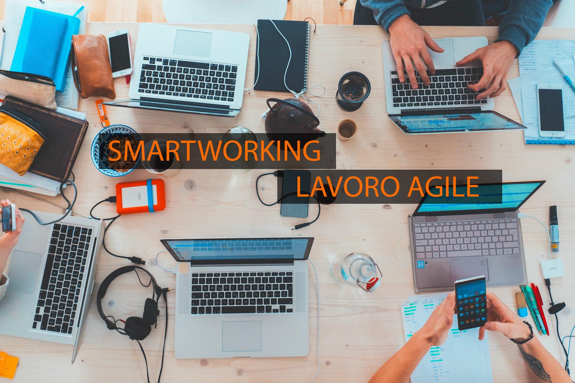 Smart Working - Lavoro Agile